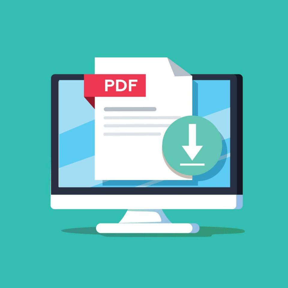 programmes pour éditer des PDF